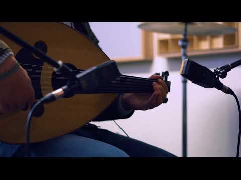 Hesham Hamra ARABIC OUD Taksim (Ud Improvisation) #Studio #Recording (4k)