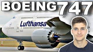 Die BOEING 747-8! (4) AeroNewsGermany