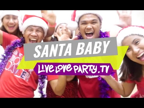 Santa Baby by The Pussycat Dolls | Zumba® Pre Cool Down | Live Love Party