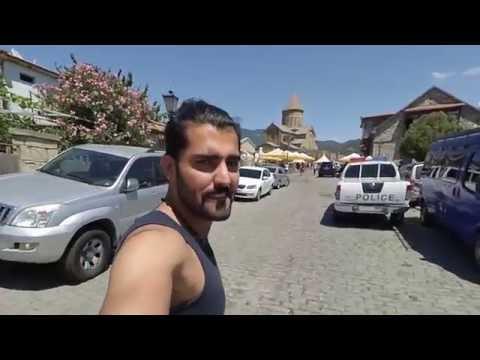 Travel to Tblisi - Georgia July 23