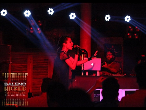 #BalenoWickedWeekends' 2nd episode of Pune Edition at High Spirits Cafe