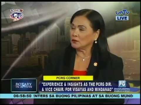 Exclusive Interview with IPDG Teresita Navales