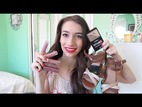 Collective Haul #16   Dose Of Colours, L'Oreal, Maybelline, Milani Etc   Athina Politis