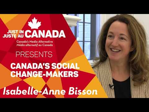 Dr. Isabelle Bisson - Chair of the Sierra Club QC, on Protecting Natural Spaces