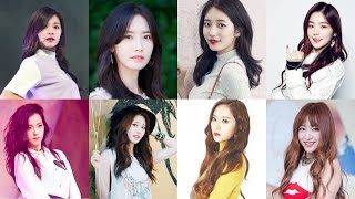 Video [Top 40] Famous Visual In Kpop Girlgroup 2017 Official download MP3, 3GP, MP4, WEBM, AVI, FLV Maret 2018