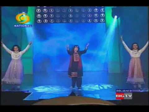 Sufi Singer Kavita Seth performed at Doordarshan - Damadam Mast Kalandar on New Year 2009