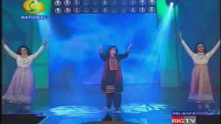 Sufi singer kavita seth performed at doordarshan - damadam mast kalandar on new year 2009