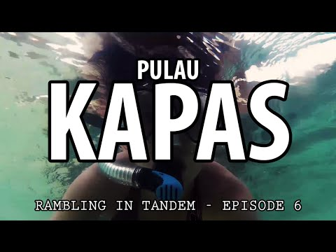 KAPAS IS A PARADISE ISLAND!!  Pulau Kapas   Malaysia   Travel Vlog #7