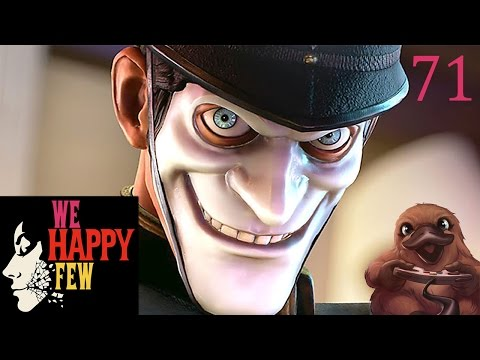 Lud's Holm Island Completed! - We Happy Few - Let's Play - E