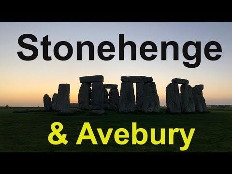 Stonehenge And Avebury Stone Circles, England