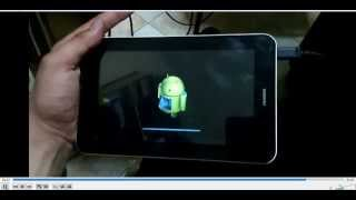 how to hard reset huawei s7 701u if the volume not working