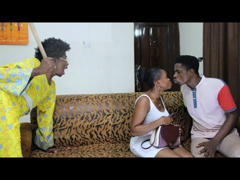Kissing In An African Home | MC SHEM COMEDIAN