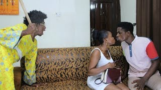 Kissing In An African Home  MC SHEM COMEDIAN