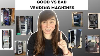 Which Vending Machine Is The Best To Buy