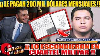 Le Dieron Piso a Fundador De Guerreros Unidos En Hospital Militar Q Daba 200 Mil Dólares a Harfuch!!