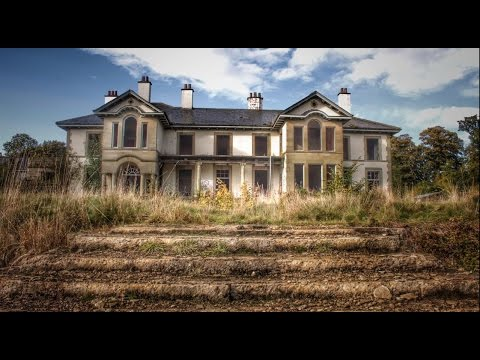 Urbex Abandoned Manor House