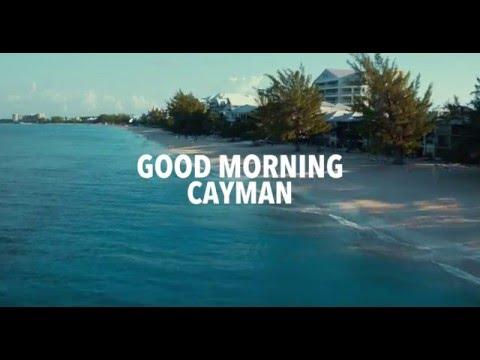 Good Morning Grand Cayman: DJI Inspire1 X5