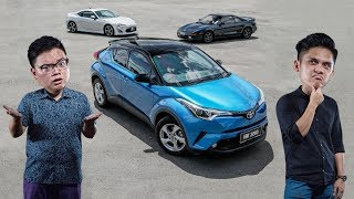 PT TALKS: Toyota C-HR - too expensive? BMW X3 and Range Rover Velar in Malaysia - what