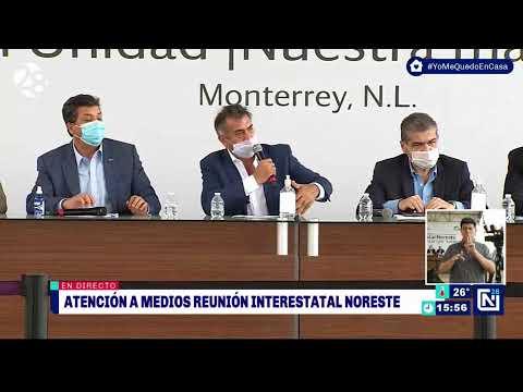Actualización sobre coronavirus en Nuevo León
