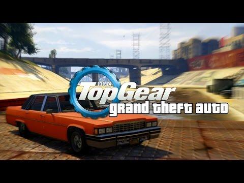GTA 5 | Top Gear | Cheap Car Challenge