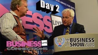 The Business Show Olympia 2014 Day 2