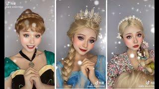 Disney Princess Cosplay - Tİk Tok China 2020