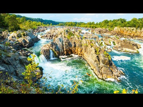 Would you paddle the Great Falls in Washington D.C.?