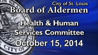 Health and Human Services 10 15 2014