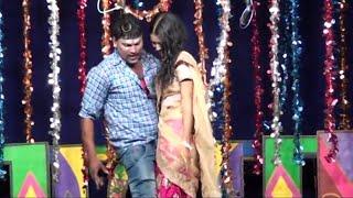 vasthava janaki vanga thotaki song of Nandirajupalem Drama 15