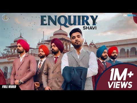 Enquiry (Full Song) Shavi | Ranjit Oye | Sewak Cheema | Album A | Juke Dock