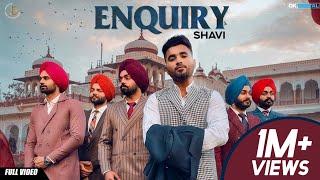 Enquiry ( Full Song ) Shavi   Ranjit   Sewak Cheema   Juke Dock   Album A  