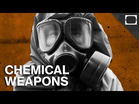 How Do We Regulate Chemical Weapons?