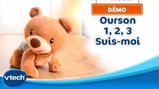 DEMO Ourson 1, 2, 3 Suis-moi de VTech