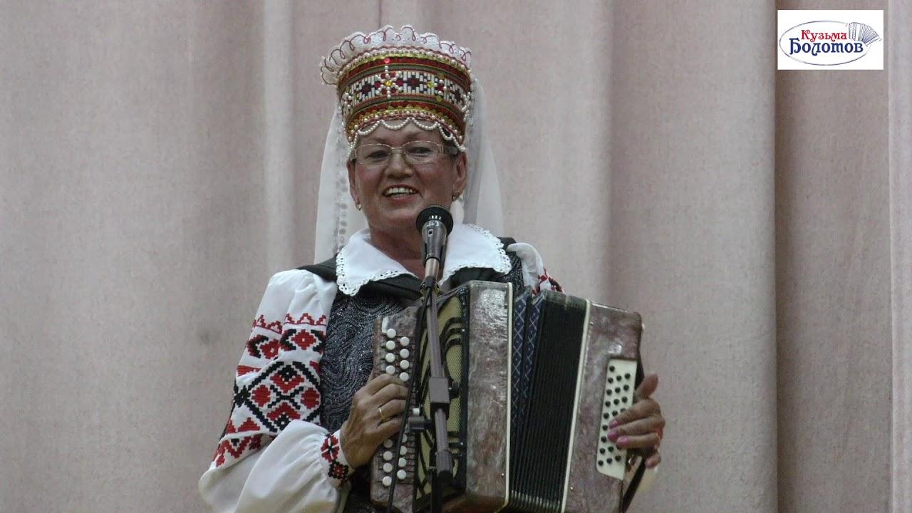 Концерт гармонистов в Белоруссии! Пой гармонь, звени душа, песня русская слышна!