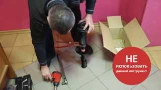 видео Проверка телескопической стойки и амортизатора задней подвески на стенде