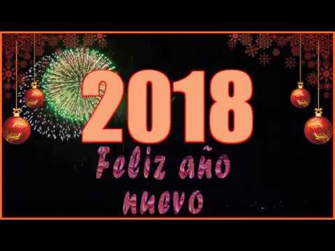 2018 Feliz Año Nuevo