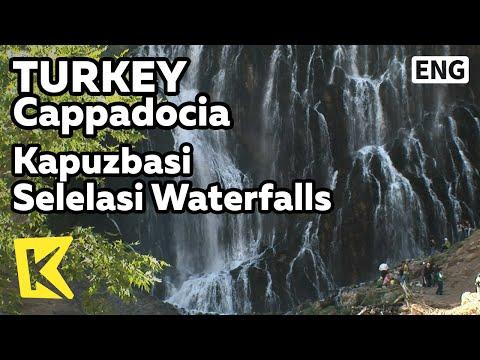 【K】Turkey Travel-Cappadocia[터키 여행-카파도키아]카프즈바시 폭포, 세라레레/Kapuzbasi Selelasi Waterfalls/Aladaglar Park