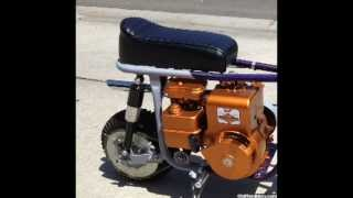 1968 Taco Mini Bike - Omb Build Off 2013