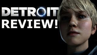 Detroit: Become Human Review! GOOD Story, BAD Gameplay? (PS4)