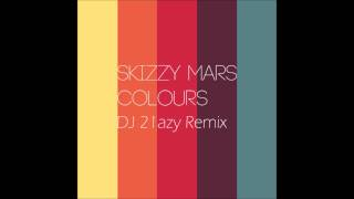 Skizzy Mars - Colours Feat. Biggie Smalls (DJ 21azy Remix) [1080pHD] + DL