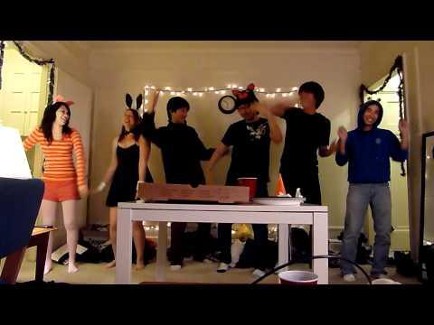 JSA Halloween Team Karaoke...a capella