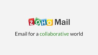 The New Zoho Mail - Task, Notes, Calendar Integration