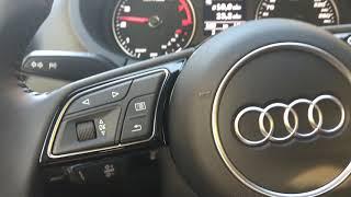 Bruit au ralenti Audi A3 8V 1.0 115cv