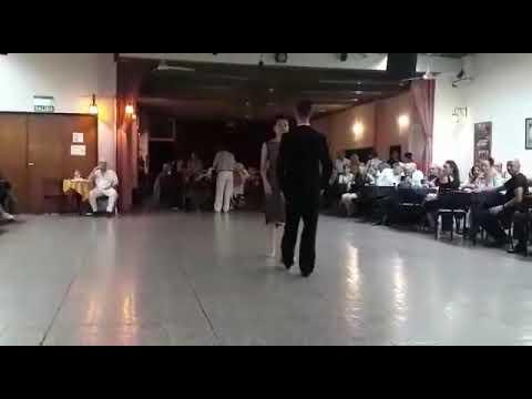 Kei Hasegawa y Germán Landeira   Así es ninon/Troilo marino  9/2/2019  El Rodriguez