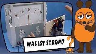 Was genau ist eigentlich Strom? - Sachgeschichten mit Armin Maiwald