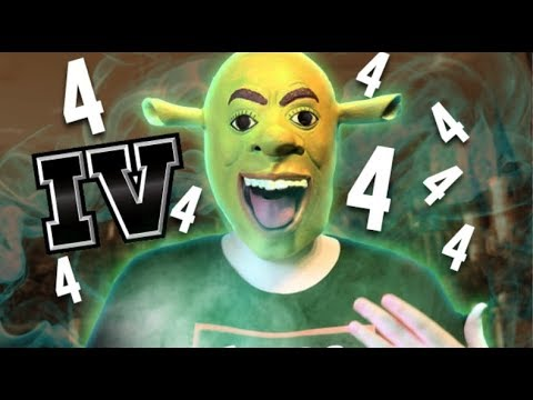 SHREK HAS SWAG 4