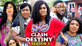CLASH OF DESTINY SEASON 3 - (New Hit Movie) - Chizzy Alichi 2020 Latest Nigerian Nollywood Movie