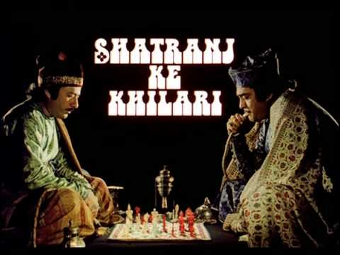 Satyajit Ray's - Shatranj Ke Khilari - Part 1 - YouTube