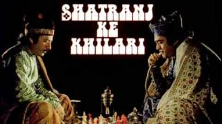 Satyajit Ray's - Shatranj Ke Khilari - Part 1