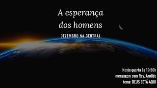 IP  Central de Itapeva - Culto de  Quarta Feira - 02/12/2020